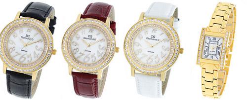 Đồng hồ nữ Diamond D - thêm lựa chọn hoàn hảo dịp 20/10 - 7