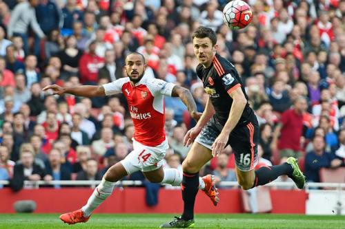 ĐT Anh: Chỗ của Rooney nên dành cho Theo Walcott - 1
