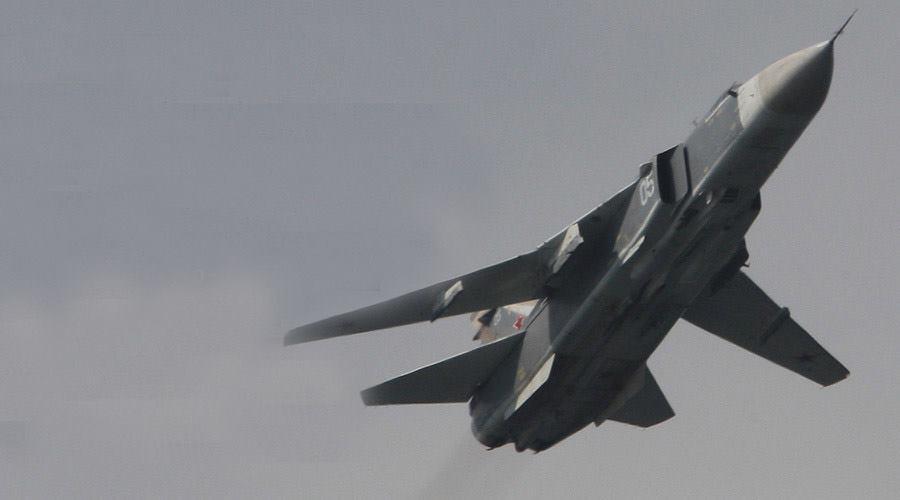 Phi cơ Nga lại bị tố xâm phạm không phận Thổ Nhĩ Kỳ - 1