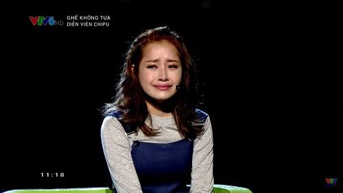 Chi Pu khóc nức nở khi nói về tình cảm với Gil Lê - 2