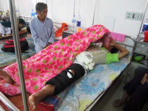 Việt kiều tại Lào vượt 200km cứu đồng hương gặp nạn - 2