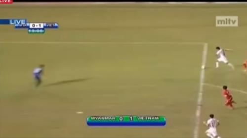 U19 Myanmar - U19 Việt Nam: Thế trận trên cơ - 1