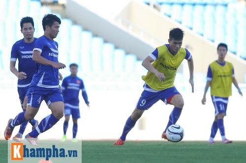 Đội tuyển Việt Nam sẽ đá tiki-taka trước Iraq? - 1