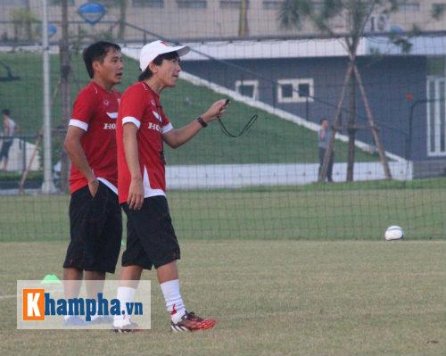 Đội tuyển Việt Nam sẽ đá tiki-taka trước Iraq? - 2