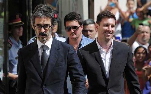 Messi thoát tội trốn thuế nhưng cha anh sẽ vào tù - 1