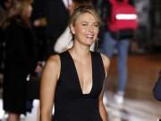 """Thể thao - Mỹ nhân Sharapova khoe khéo """"thềm ngực đầy"""""""
