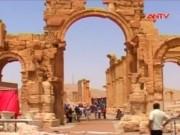 Video An ninh - IS lại phá hủy một tuyệt tác cổ đại ở Palmyra, Syria