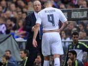 """Bóng đá - Bất công ở Real: Ronaldo đá kém, Benzema bị """"trảm"""""""