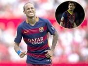 Bóng đá - Neymar: Đừng cố gượng ép thay thế Messi