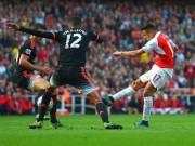 Sanchez, Aguero đọ bàn thắng đẹp vòng 8 NHA