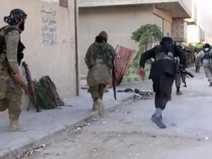Tin tức trong ngày - 3.000 chiến binh khủng bố tháo chạy khỏi Syria vì sợ Nga không kích