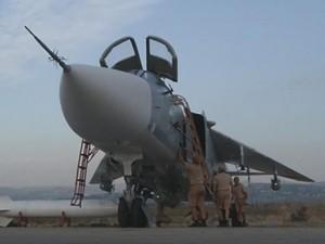 Tin tức trong ngày - Bên trong căn cứ Nga sử dụng để tiêu diệt IS ở Syria
