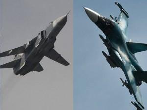 Tin tức trong ngày - Soi các chiến đấu cơ Nga điều đến Syria chống IS