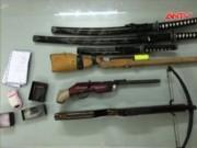 """Video An ninh - Xóa sổ tụ điểm ma túy găm vũ khí """"nóng"""" ở đất Cảng"""