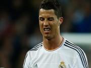 Bóng đá - Thống kê: Ronaldo không phải SAO của trận đấu lớn