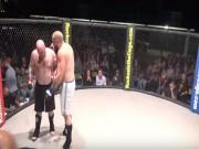 """Thể thao - SAO MMA """"xả bậy"""" ngay trên võ đài"""