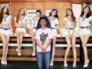 """T-ara được thiếu gia giàu nhất Trung Quốc """"sủng ái"""""""