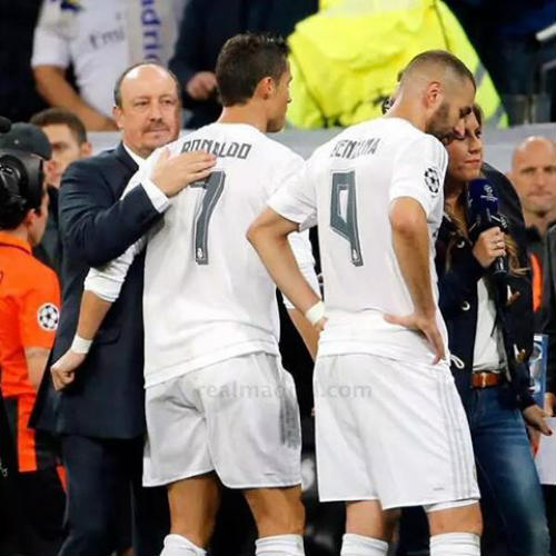 """Real thời Benitez: Khốn khổ vì hàng công """"cùn"""" - 1"""