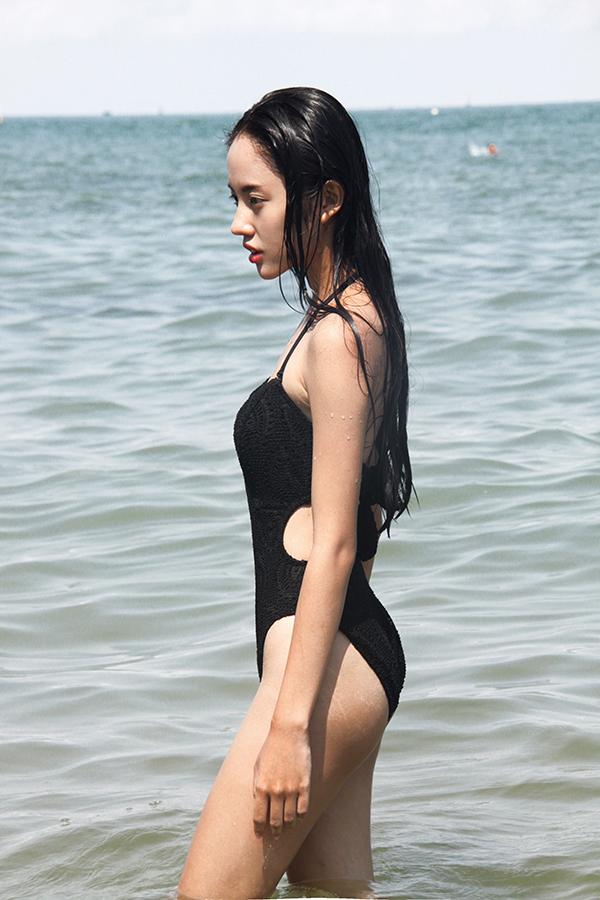 """Bật mí về nàng mẫu """"nấm lùn"""" của Vietnam Fashion Week - 3"""