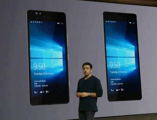 Microsoft Lumia 950 trình làng, giá 12,3 triệu đồng - 3