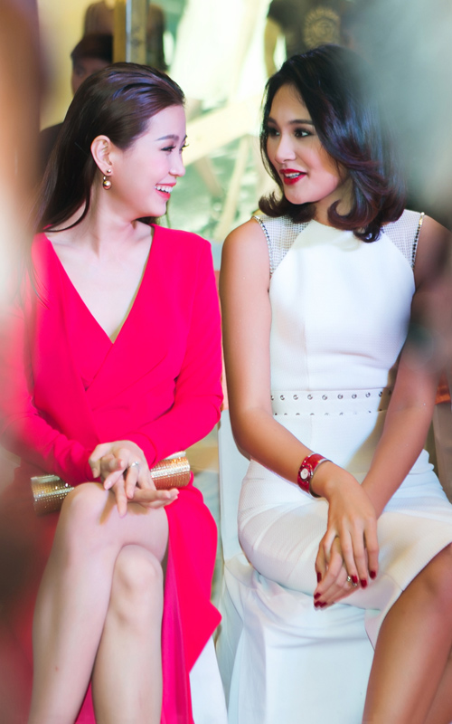 Hoa hậu Hương Giang khen gu thời trang của Diễm Trang - 3