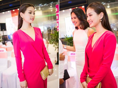 Hoa hậu Hương Giang khen gu thời trang của Diễm Trang - 7