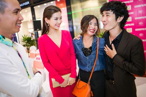 Hoa hậu Hương Giang khen gu thời trang của Diễm Trang - 6