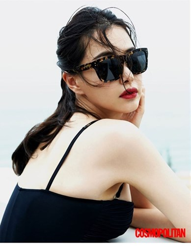 """Người đẹp Hàn Quốc được chọn là """"vợ lý tưởng nhất"""" - 3"""