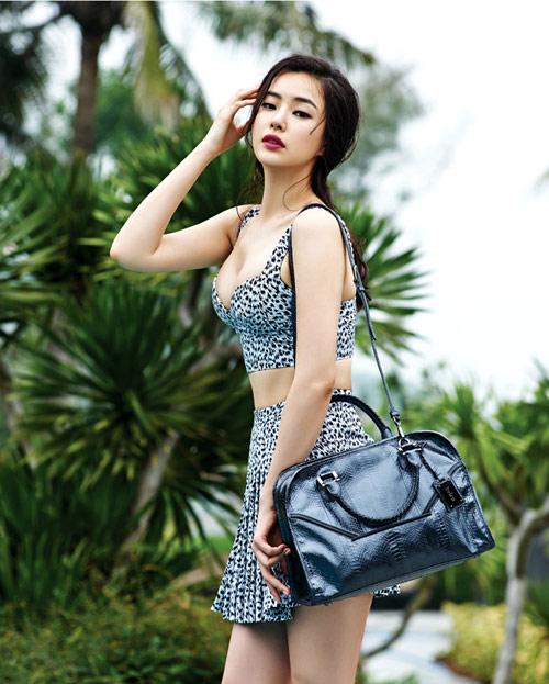 """Người đẹp Hàn Quốc được chọn là """"vợ lý tưởng nhất"""" - 2"""