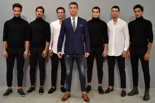 """Ronaldo: """"Thua"""" sân cỏ, """"thắng"""" trên thương trường - 1"""