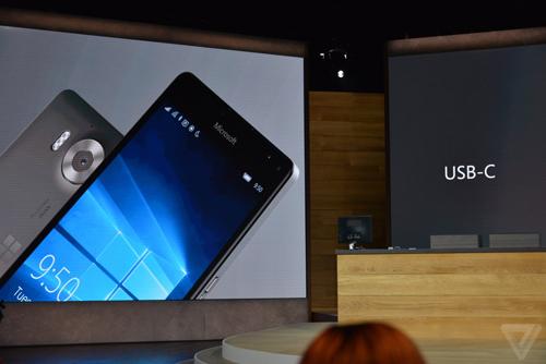 Ra mắt Lumia 950 XL: Camera huyền thoại, màn hình lớn - 5