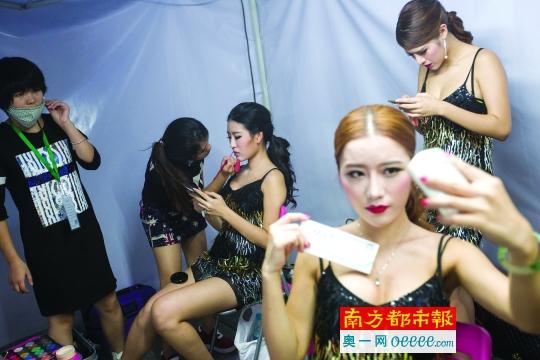 Hành trình nữ sinh 9X nâng vòng 1 thi Hoa hậu Ngực đẹp - 12
