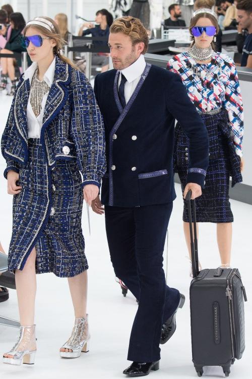 """Chanel """"chơi sang"""" với sân bay to đẹp giữa lòng Paris - 5"""