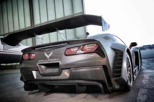 Đã mắt với chất ngầu của Corvette C7 GT3-R độ - 3