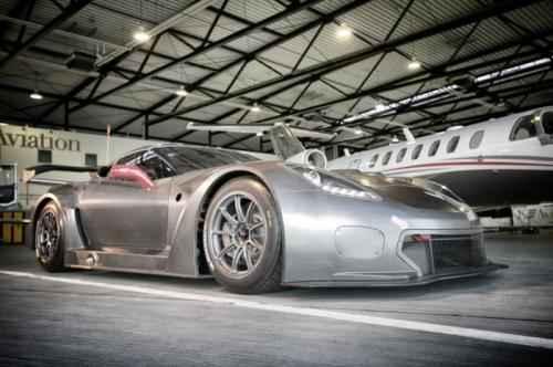 Đã mắt với chất ngầu của Corvette C7 GT3-R độ - 4