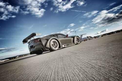 Đã mắt với chất ngầu của Corvette C7 GT3-R độ - 5