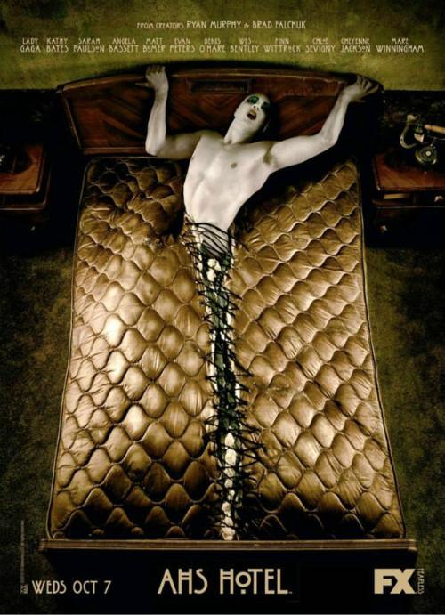 Lady Gaga hóa ma nữ đầy ám ảnh trong phim kinh dị - 4