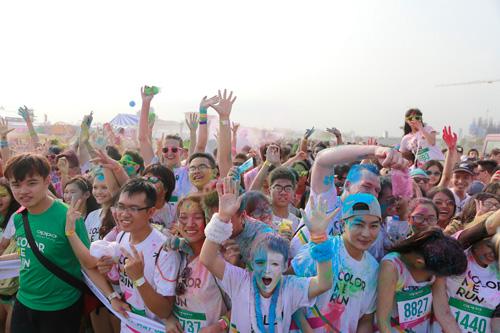 Color Me Run và hành trình sắc màu tại Việt Nam - 4