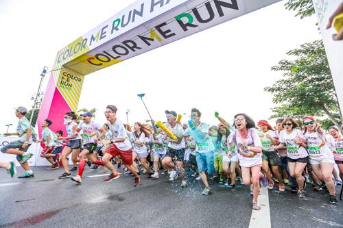 Color Me Run và hành trình sắc màu tại Việt Nam - 1