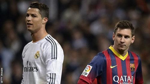 Video chế: Khi Messi và Ronaldo là đôi bạn tri kỷ - 1