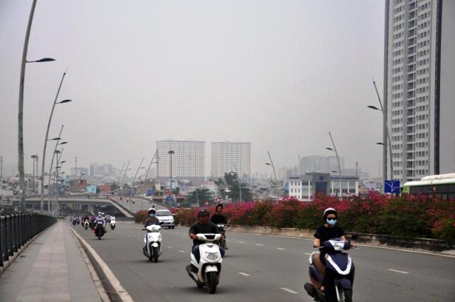 """Sài Gòn thành """"Đà Lạt thứ 2"""": Do cháy rừng Indonesia? - 3"""