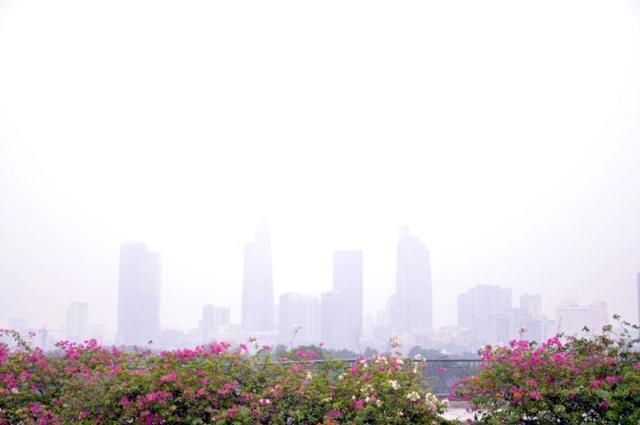 """Sài Gòn thành """"Đà Lạt thứ 2"""": Do cháy rừng Indonesia? - 2"""