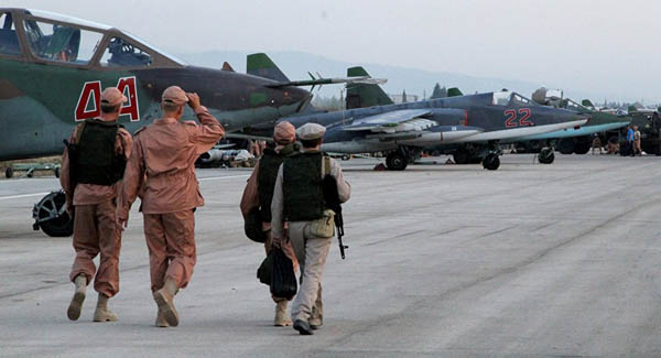 Mỹ: Nga đã triển khai bộ binh, vũ khí mặt đất tới Syria - 1