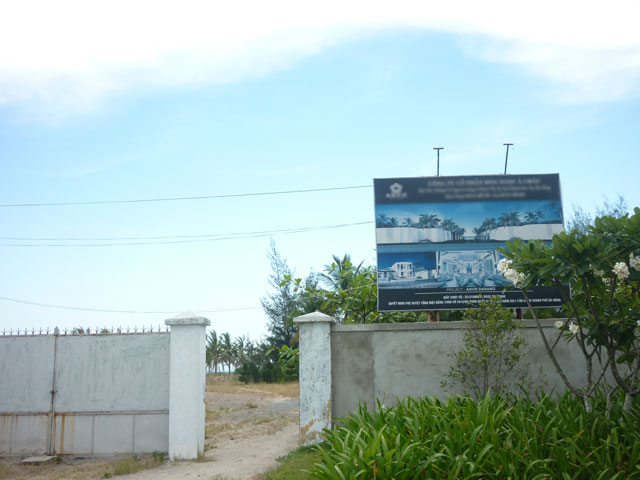 Đà Nẵng: Các dự án ven biển phải mở lối đi cho dân - 1