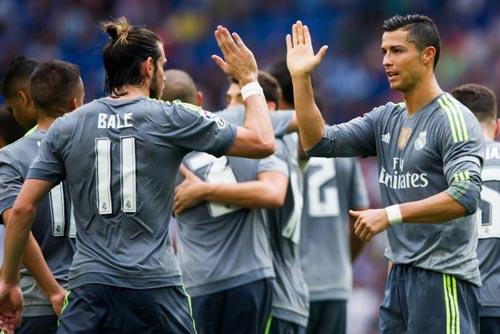 Nội biến Real: Benitez xung đột ít nhất 5 ngôi sao - 2