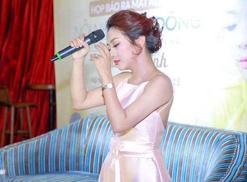 Phương Anh: Tôi hạnh phúc khi hát nhạc Phú Quang - 2