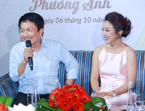 Phương Anh: Tôi hạnh phúc khi hát nhạc Phú Quang - 1