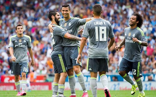 Quên Ronaldo và Bale đi, Real cần Makelele - 1