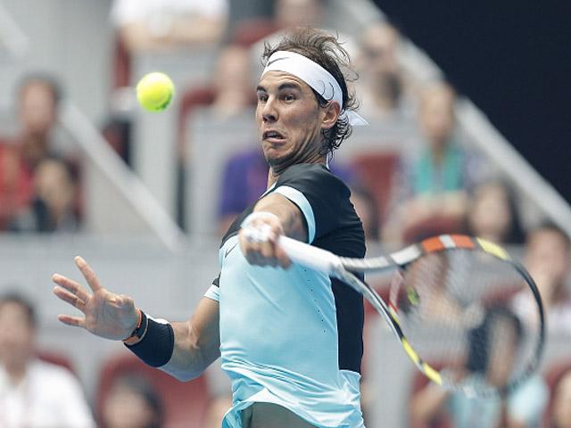 Pospisil - Nadal: Sức mạnh gặp sức mạnh