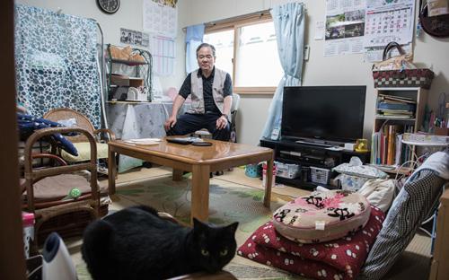 Ảnh: Bên trong vùng cấm nhà máy điện hạt nhân Fukushima - 9